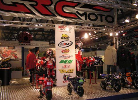 EICMA 2005 – Stand GRCmoto