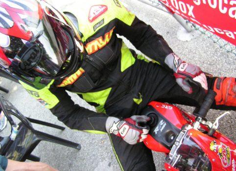 Test sul circuito di San Mauro